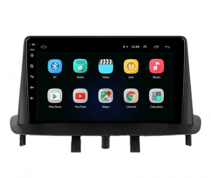 Navigatie Android Renault Megane 3 2GB | AutoDrop.ro [2]