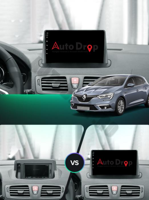 Navigatie Android Renault Megane 3 | AutoDrop.ro [16]