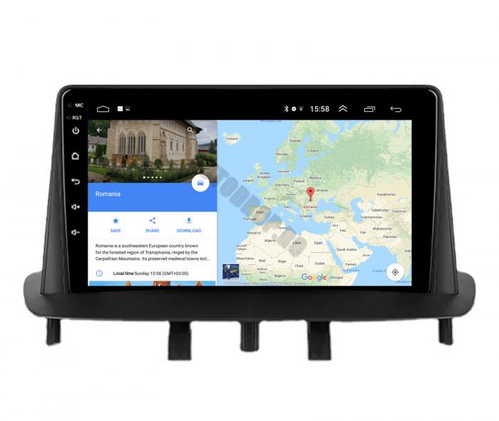 Navigatie Android Renault Megane 3 2GB | AutoDrop.ro [11]