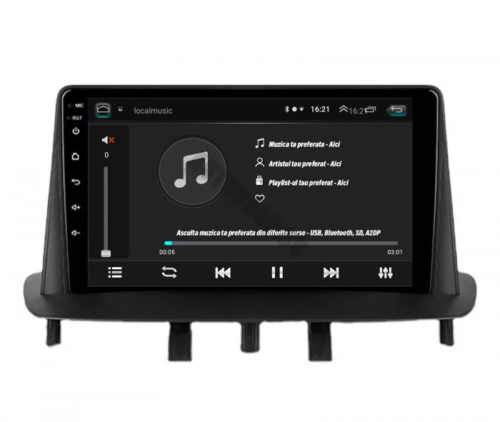 Navigatie Android Renault Megane 3 | AutoDrop.ro [6]