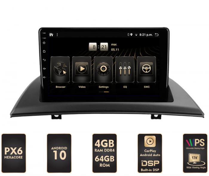 Navigatie Android BMW X3 E83 PX6 | AutoDrop.ro [0]
