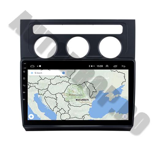 Navigatie Volkswagen Touran 10.1Inch | AutoDrop.ro 6