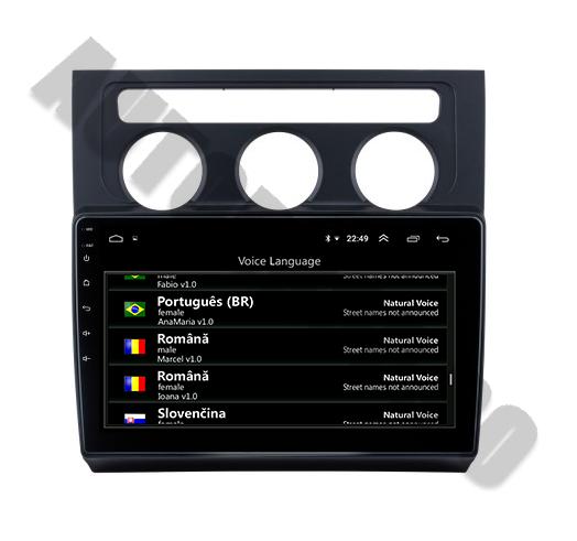 Navigatie Volkswagen Touran 10.1Inch | AutoDrop.ro 9