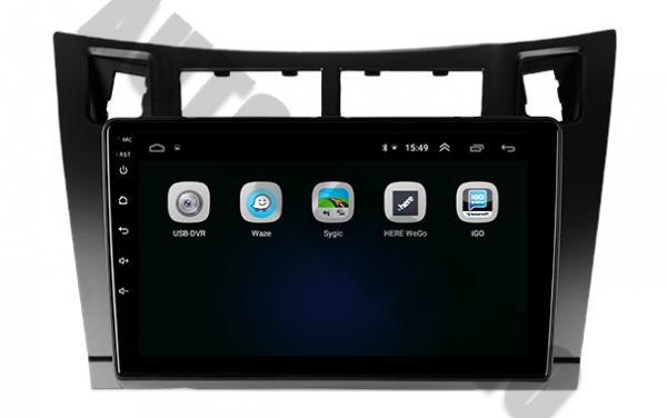 Navigatie Dedicata Toyota Yaris Android | AutoDrop.ro 4