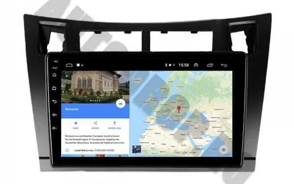 Navigatie Dedicata Toyota Yaris Android | AutoDrop.ro 8