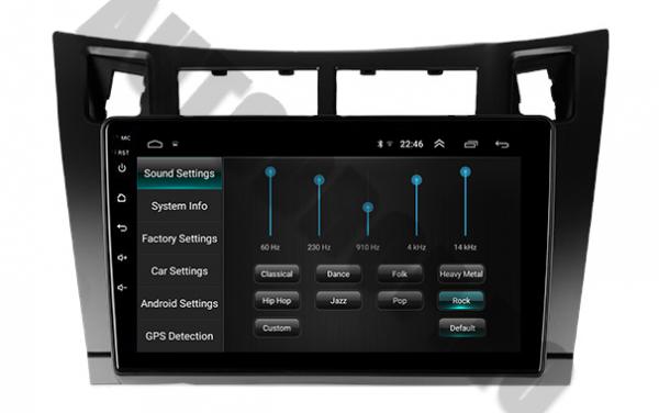 Navigatie Dedicata Toyota Yaris Android | AutoDrop.ro 11