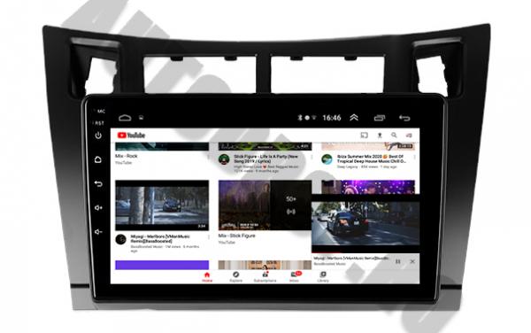 Navigatie Dedicata Toyota Yaris Android | AutoDrop.ro 10