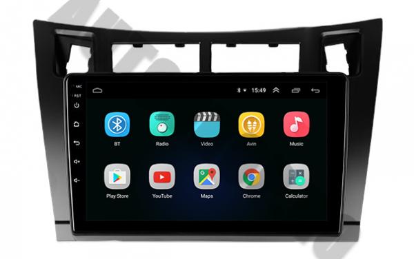 Navigatie Dedicata Toyota Yaris Android | AutoDrop.ro 2