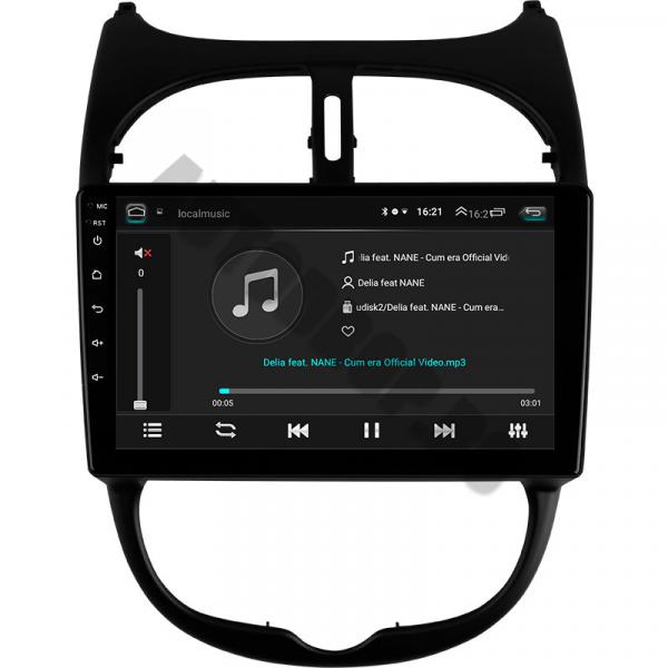 Navigatie Peugeot 206 Android 1+16GB | AutoDrop.ro [13]