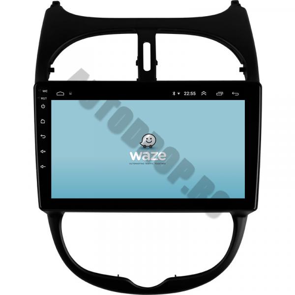 Navigatie Peugeot 206 Android 1+16GB | AutoDrop.ro [8]