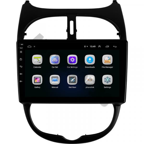 Navigatie Peugeot 206 Android 1+16GB | AutoDrop.ro [2]