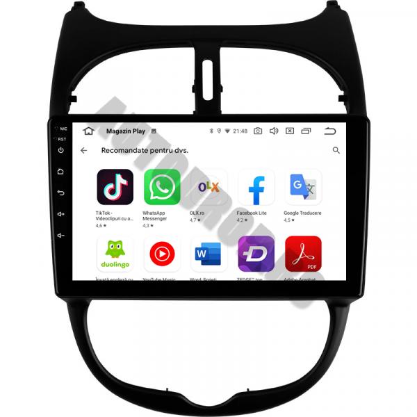 Navigatie Peugeot 206 Android 1+16GB | AutoDrop.ro [10]