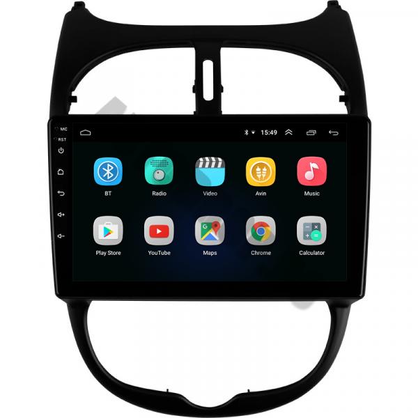 Navigatie Peugeot 206 Android 1+16GB | AutoDrop.ro [1]