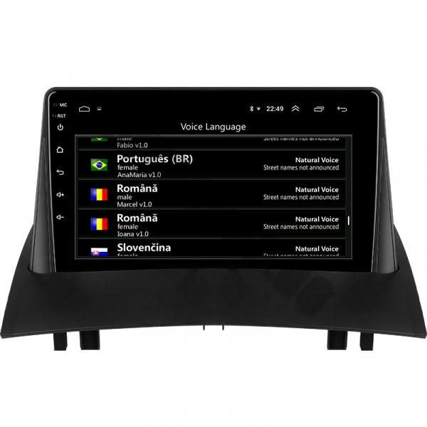 Navigatie Renault Megane 2 1+16GB | AutoDrop.ro 4