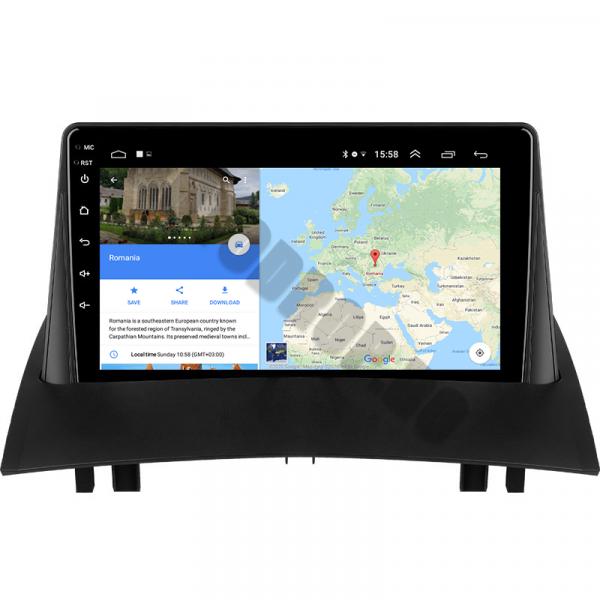 Navigatie Renault Megane 2 1+16GB | AutoDrop.ro 12