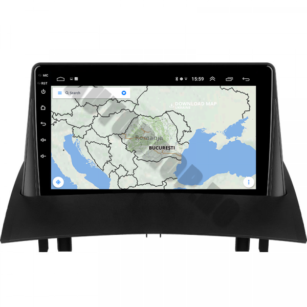 Navigatie Renault Megane 2 1+16GB | AutoDrop.ro 11