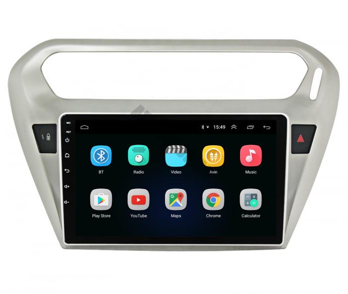 Navigatie Peugeot 301 / Citroen C-Elysee 2GB   AutoDrop.ro [3]