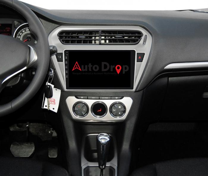 Navigatie Peugeot 301 / Citroen C-Elysee 2GB   AutoDrop.ro [14]