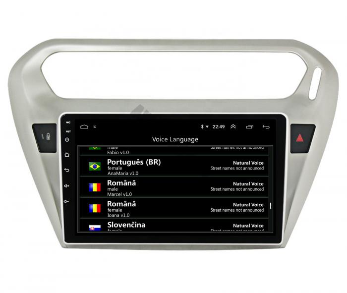 Navigatie Peugeot 301 / Citroen C-Elysee 2GB   AutoDrop.ro [10]