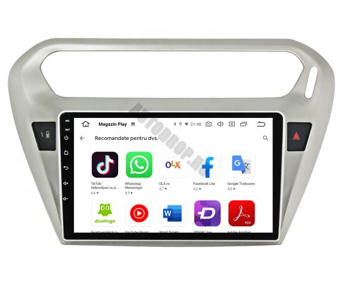 Navigatie Peugeot 301 / Citroen C-Elysee 2GB   AutoDrop.ro [13]