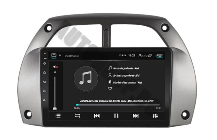 Navigatie Auto Dedicata Toyota RAV 4 | AutoDrop.ro 5