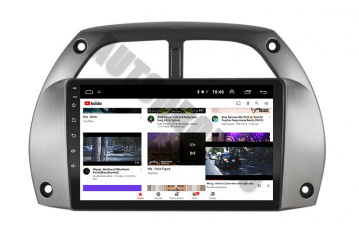 Navigatie Auto Dedicata Toyota RAV 4 | AutoDrop.ro 14