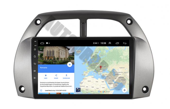 Navigatie Auto Dedicata Toyota RAV 4 | AutoDrop.ro 13