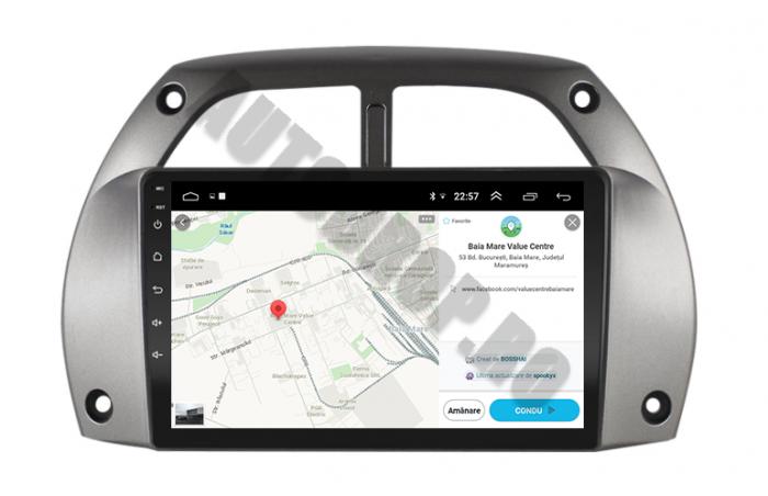 Navigatie Auto Dedicata Toyota RAV 4 | AutoDrop.ro 12
