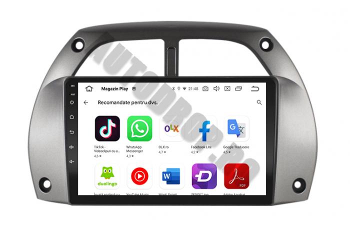 Navigatie Auto Dedicata Toyota RAV 4 | AutoDrop.ro 9