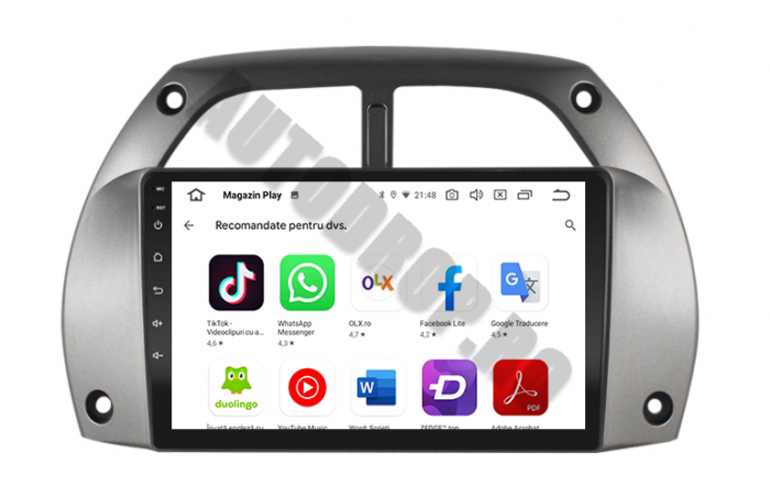 Navigatie Auto Dedicata Toyota RAV 4 2+32GB | AutoDrop.ro [9]