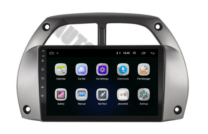 Navigatie Auto Dedicata Toyota RAV 4 | AutoDrop.ro 3
