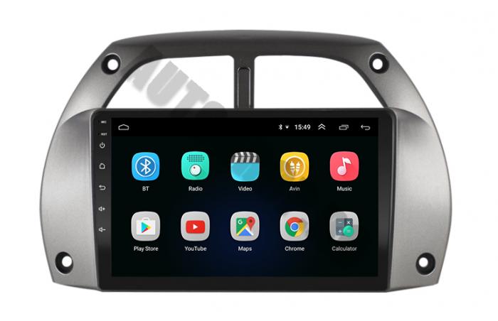 Navigatie Auto Dedicata Toyota RAV 4 2+32GB | AutoDrop.ro [2]