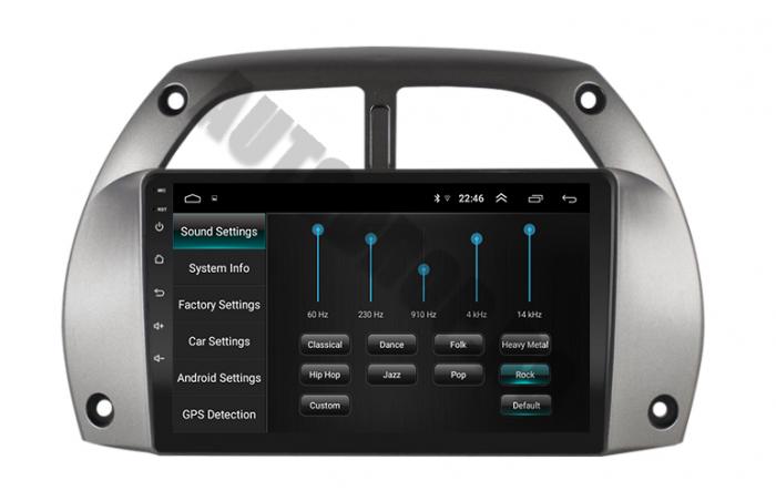 Navigatie Auto Dedicata Toyota RAV 4 | AutoDrop.ro 7