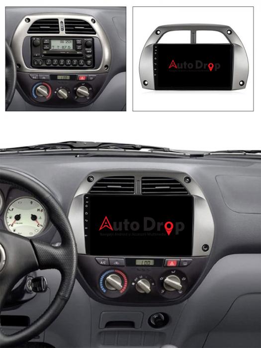 Navigatie Auto Dedicata Toyota RAV 4 | AutoDrop.ro 19