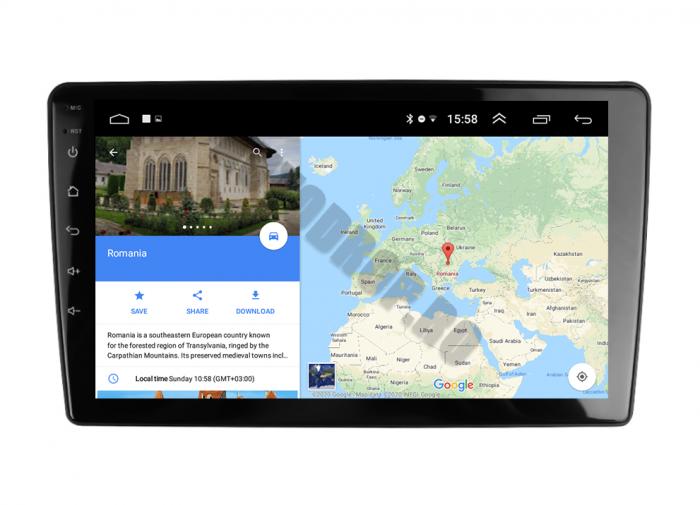 Navigatie Peugeot 307 cu Android 2+32GB | AutoDrop.ro 15