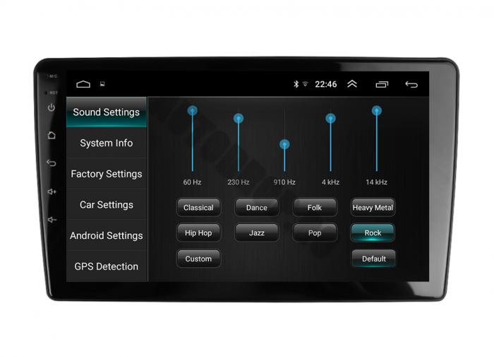Navigatie Peugeot 307 cu Android 2+32GB | AutoDrop.ro 2