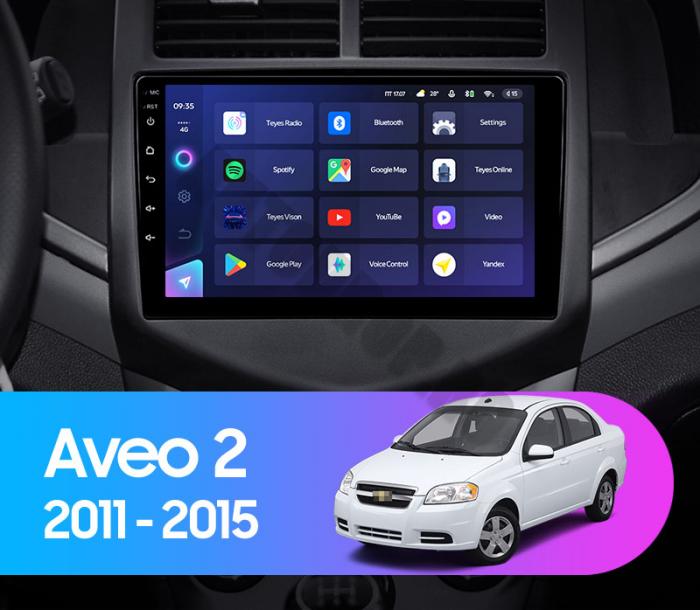 Navigatie Android Chevrolet Aveo 2   AutoDrop.ro [18]
