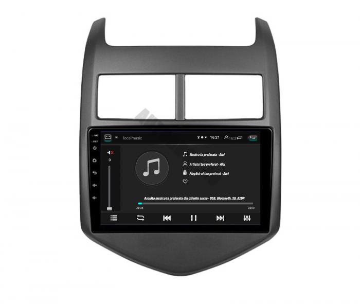 Navigatie Android Chevrolet Aveo 2   AutoDrop.ro [4]