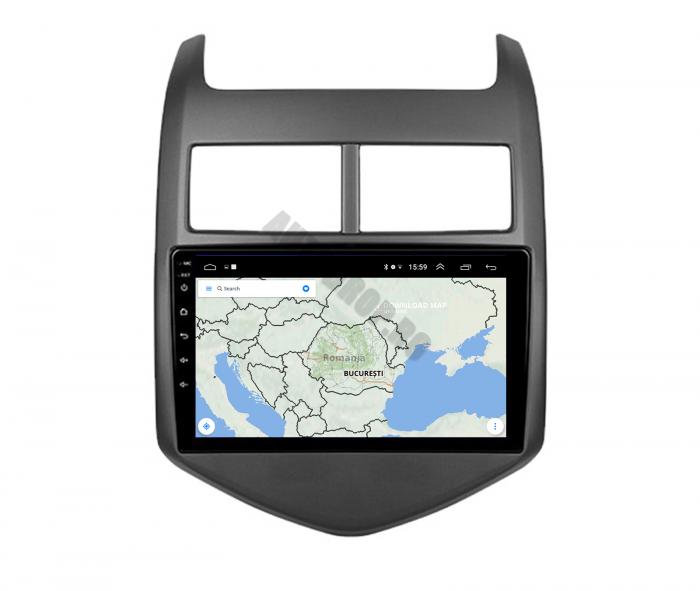 Navigatie Android Chevrolet Aveo 2   AutoDrop.ro [10]