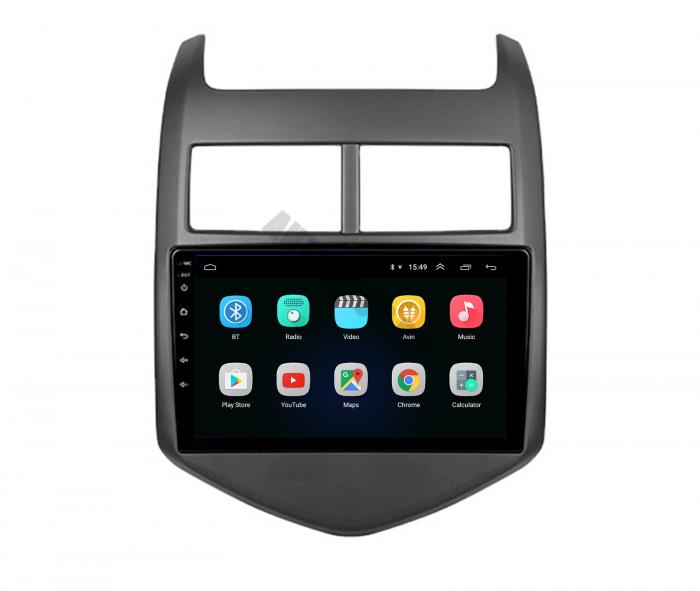 Navigatie Android Chevrolet Aveo 2   AutoDrop.ro [2]