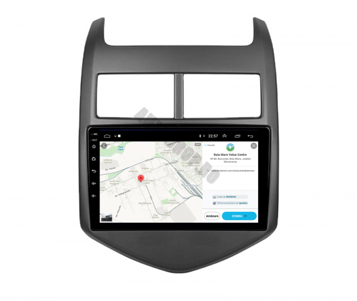 Navigatie Android Chevrolet Aveo 2   AutoDrop.ro [12]