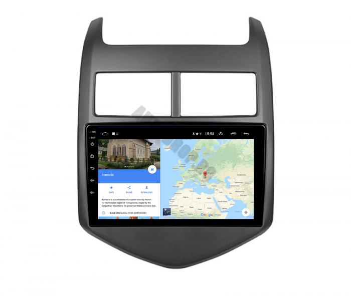 Navigatie Android Chevrolet Aveo 2   AutoDrop.ro [11]