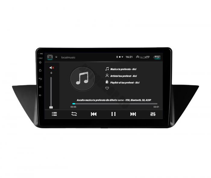 Navigatie Android BMW X1 1+16GB   AutoDrop.ro [6]