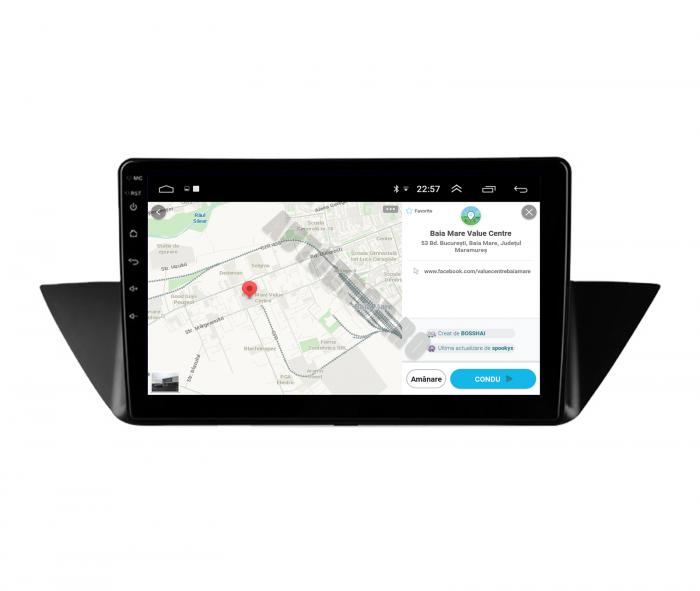 Navigatie Android BMW X1 1+16GB   AutoDrop.ro [10]
