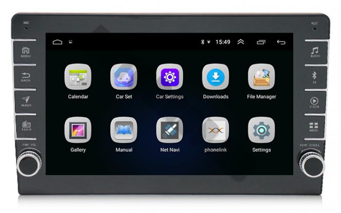 Navigatie Dacia, Android, 9Inch | AD-BGPDACIA9INCH 2