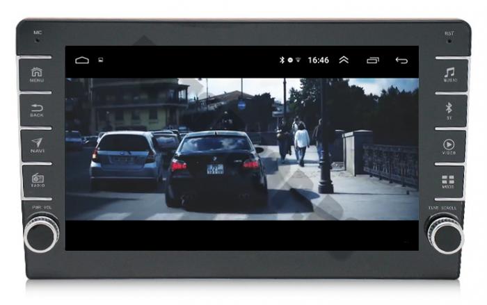 Navigatie Dacia, Android, 9Inch | AD-BGPDACIA9INCH 14