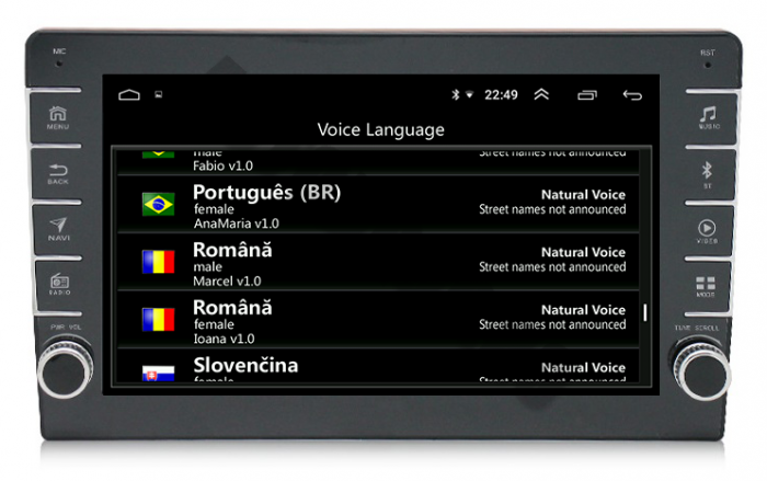 Navigatie Dacia, Android, 9Inch | AD-BGPDACIA9INCH 13