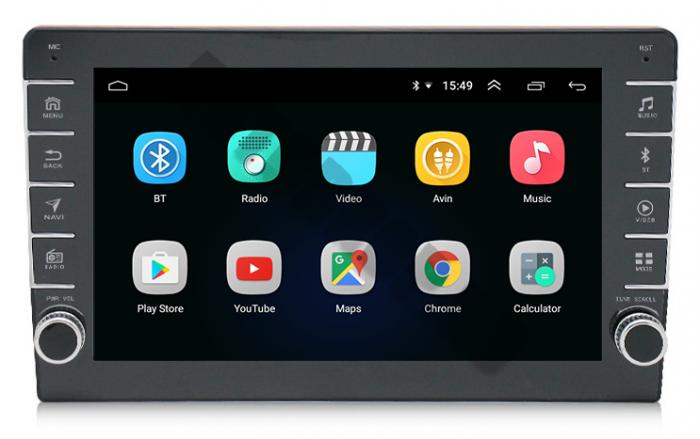Navigatie Dacia, Android, 8 Inch, 2+32GB | AutoDrop.ro 1