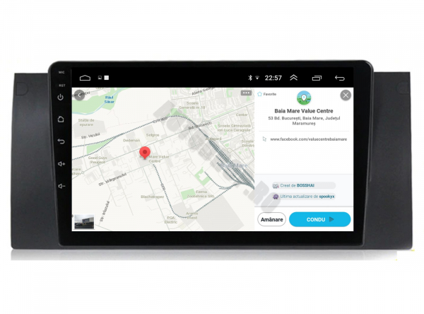 Navigatie BMW E39/X5 Android 1+16GB | AutoDrop.ro 9