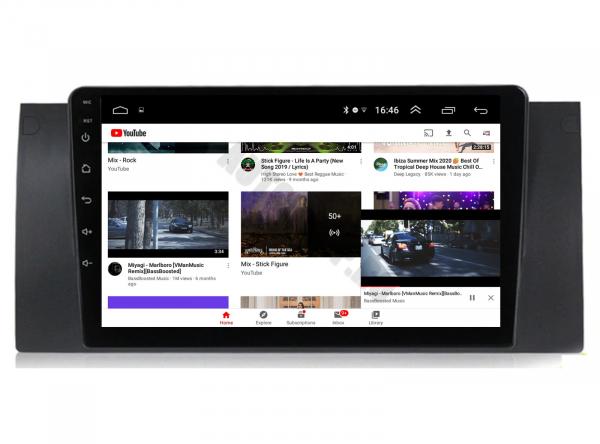 Navigatie BMW E39/X5 Android 1+16GB | AutoDrop.ro 7